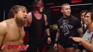 Vickie Guerrero announces two matches for WWE Payback: Raw, June 10, 2013