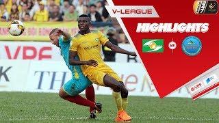 Thi đấu bế tắc, Sông Lam Nghệ An hòa trận thứ 4 liên tiếp với tỷ số 0-0 | VPF Media