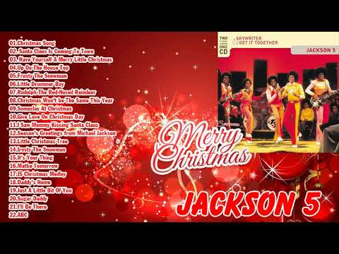 JACKSON 5 Best Christmas Songs  2018 - JACKSON 5 Merry Christmas Songs Collection