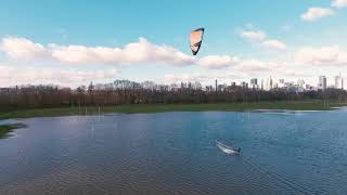 Kitesurf in Paris