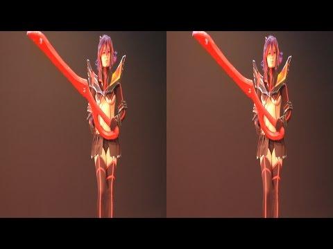 (3D) Cosplay Kill la Kill Ryuko Matoi (AkiCon 2016)