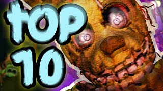 "Top 10 ""Spring-Trap"" Theories! 