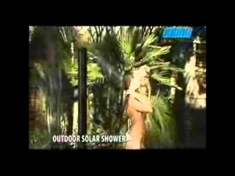 Outdoor Solar Shower from Game-Group - AmeriMerc.com