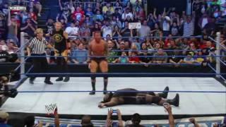WWE - Randy Orton dance after RKO