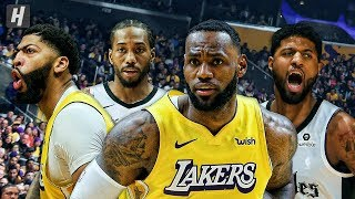 Los Angeles Clippers vs Los Angeles Lakers - Full Game Highlights | December 25 | 2019-20 NBA Season