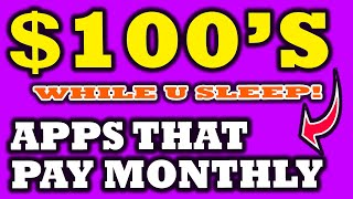 9 Apps That Make Money While You Sleep | Apps That Pay You (WORLD WIDE)