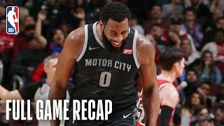 PISTONS vs BULLS   Andre Drummond & Blake Griffin Lead Epic Comeback   March 8, 2019