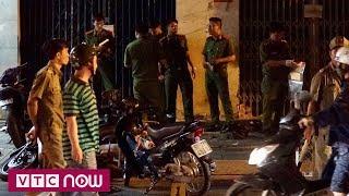 """""""Hiệp sĩ đường phố"""" bị truy sát, 4 người thương vong   VTC1"""