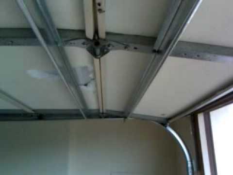 Garage Door Strut Repair Mov Youtube
