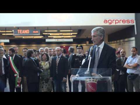 Delrio e Marino inaugurano 6 nuove fermate metro C