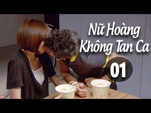 Nữ Hoàng Không Tan Ca - Tập 1 ( Thuyết Minh ) - Phim Bộ Đài Loan Thuyết Minh Mới Hay Nhất 2018
