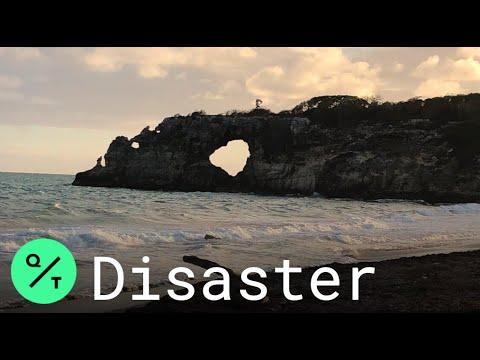 Puerto Rico Natural Wonder Punta Ventana Collapses After 5.8 Earthquake