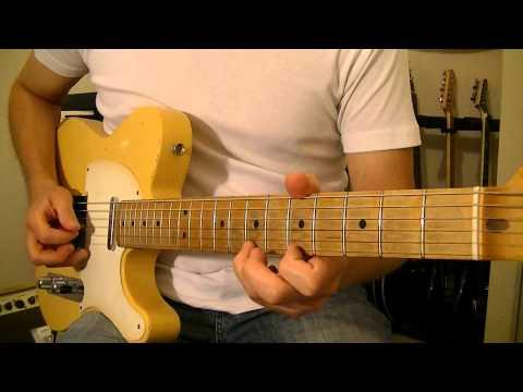 Soda Stereo   De Musica Ligera   Guitar Cover