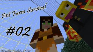 Ant Farm Survival #02