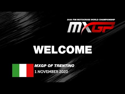 Welcome to MXGP of Trentino 2020