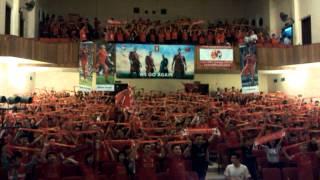 You'll never walk alone (Liverpool vs Chelsea) fan Liverpool in Vietnam
