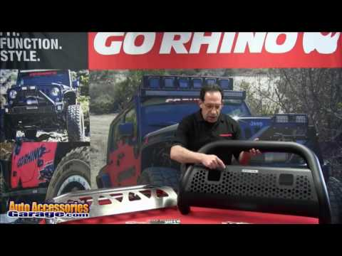 Go Rhino RC2 LR LED-Ready Bull Bar