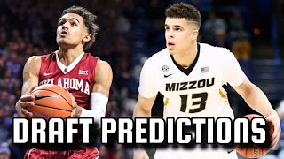 Who Should the Chicago Bulls Take With the 7th Pick in the 2018 NBA DRAFT???