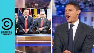 Donald Trump Dumps Jeff Sessions | The Daily Show With Trevor Noah