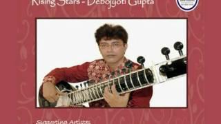 Debojyoti Gupta - Sitar Debojyoti Gupta. Raag Bhairavi