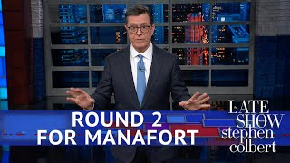 Stephen Does The Math On Manafort's Jail Time