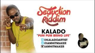 Kalado(PUM-PUM Bring Life)HitmakerMuzik(SEDUCTION RIDDIM RAW) follow both twt an I G @iamhitmaker