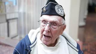 Pearl Harbor survivors mark attack's 76th anniversary