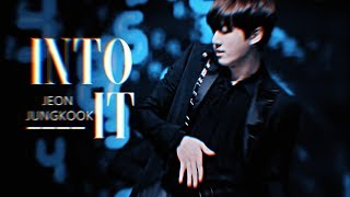 Jungkook - into it
