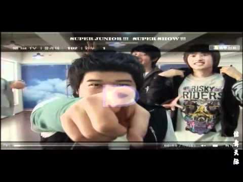 Super Junior-Super Show 中字