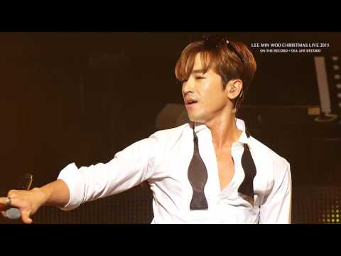 이민우_Lee Min Woo_M_'LEE MIN WOO CHRISTMAS LIVE 2015 ON THE RECORD+OFF THE RECORD' DVD TEASER