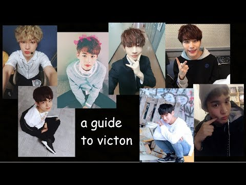 get to know victon (an unhelpful guide)