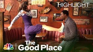 Janet Kicks Some Demon Butt - The Good Place (Episode Highlight)