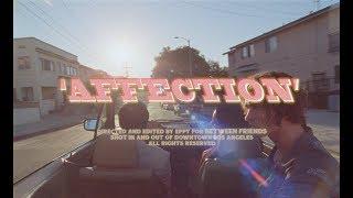 BETWEEN FRIENDS - affection (Official Video)