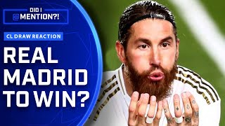 """""""Real Madrid Are Going to Win The Champions League"""" 