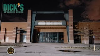 EXCLUSIVE Look Inside The Abandoned Dick's Sporting Goods Garfield Heights, OH