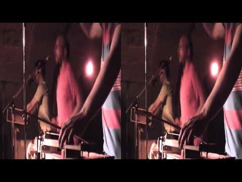 3D Live Music - Hoquets @ St Ex Bordeaux (24/11/2011) #01
