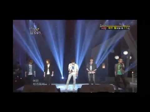 [ENG] Proposal with SHINee (120410)
