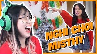 Misthy trả thù: Linh Ngọc Đàm khóc đòi nghỉ chơi || THY VÀ LINH - TẬP 2