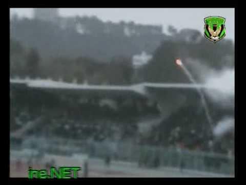 CSC 1 - 0 USMS - L'ambiance au stade Hamlaoui