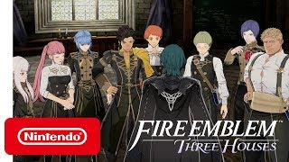 Fire Emblem: Three Houses - Welcome to the Golden Deer House - Nintendo Switch