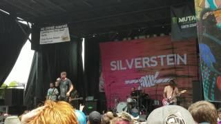Silverstein - Ghost (New Song) Live At Atlanta Vans Warped Tour 2017