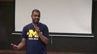 Detroiters Speak 2/14/2018: The History of Race & Policing in America