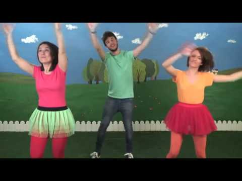 CABALLITO BLANCO Canción infantil con baile