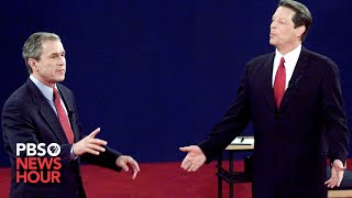Bush vs. Gore: The third 2000 presidential debate