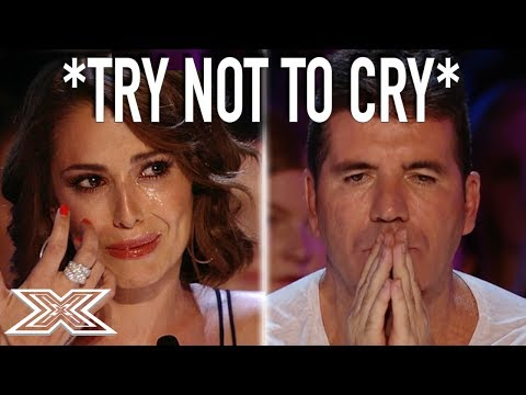 MOST EMOTIONAL AUDITIONS EVER!   X Factor Global