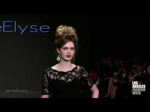 Jaime Elyse at Los Angeles Fashion Week powered by Art Hearts Fashion LAF