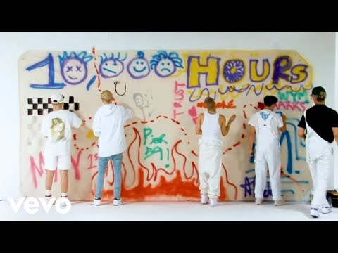 PRETTYMUCH - 10,000 Hours (Official Video)