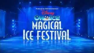 Disney On Ice Magical Ice Festival Live