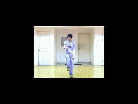 Eunhyuk dance with Hyukjae