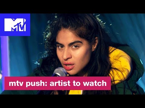 Jessie Reyez Performs 'Figures' | MTV Push: Artist to Watch